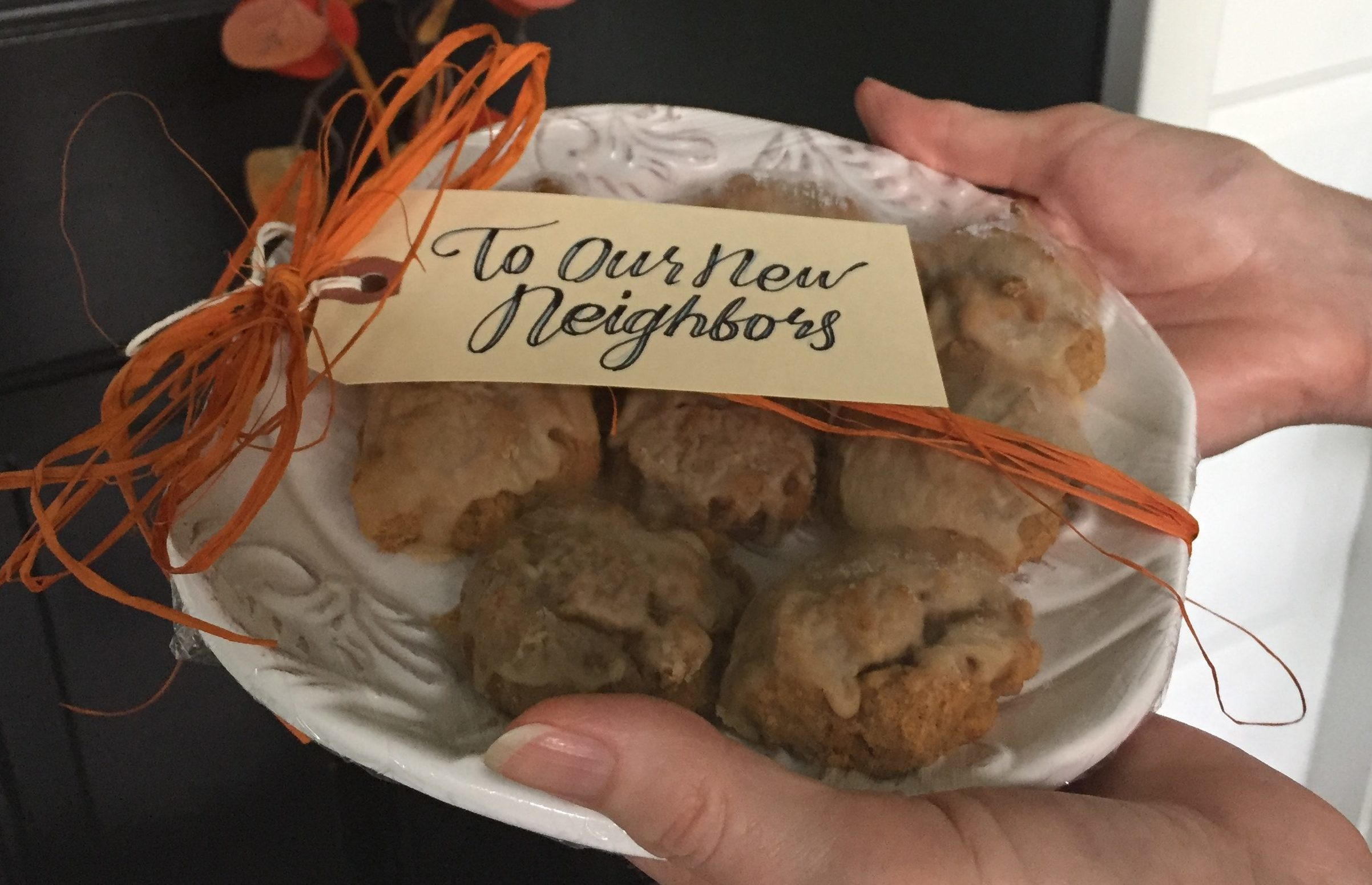 62b3cab6958b Pumpkin Cookies  Sweetness to Share With Friends and Neighbors ...