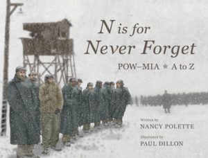 N is for Never Forget: POW - MIA A to Z, published by Elva Resa Publishing