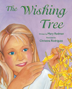 The Wishing Tree by Mary Redman, published by Elva Resa Publishing